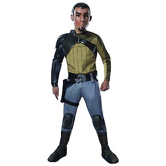 Star Wars Rebels Childrens/Kids Deluxe Kanan Jarrus Costume