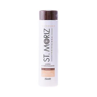 Self-Tanning Lotion Medium St. Moriz (250 ml)