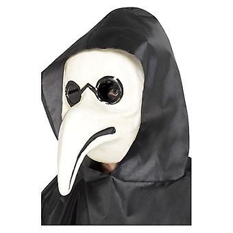 Autentyczna maska Plague Doctor