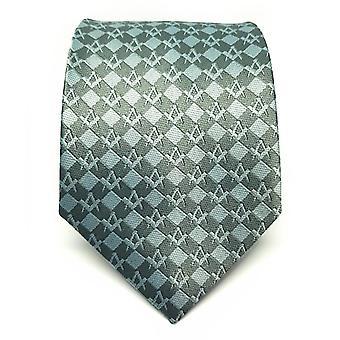 Frimurer regalia kvadrert frimurere slips