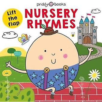 Lift The Flap Nursery Rhymes by Roger Priddy