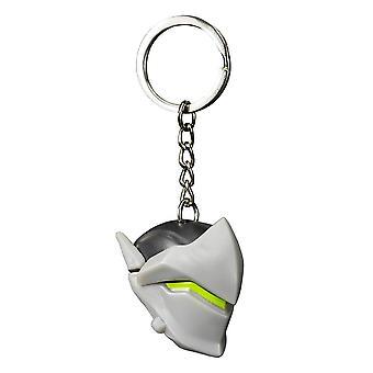 Overwatch, brilliant keychain-Genji