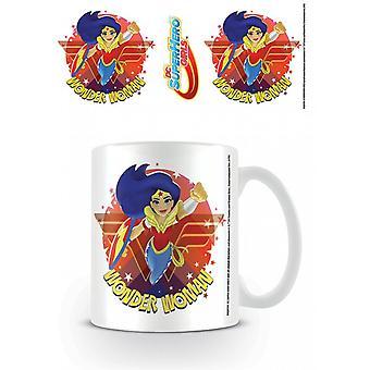 Dc Super Hero Girls (Wonder Woman) Mugg