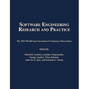 Software Engineering Research and Practice - The 2013 Worldcomp Intern