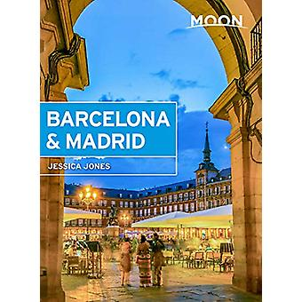 Moon Barcelona & Madrid (First Edition) by Jessica Jones - 978164