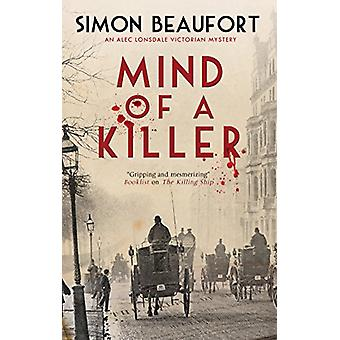Mind of a Killer by Simon Beaufort - 9781847518781 Book
