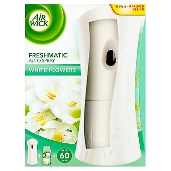 Air Wick Freshmatic Autospray holder og genopfylde 250ml - Hvide blomster