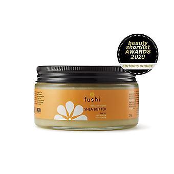 Fushi Wellbeing Organic Virgin Unrefined Shea Butter 200g (F0050510)