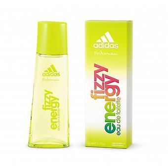 Adidas - Fizz energie - Toaleta pre EAU De - 50ML
