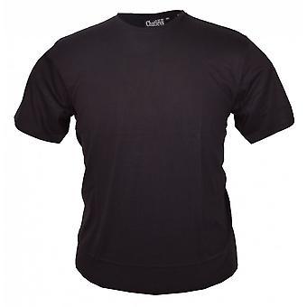 CHATLEYS Chatleys Plain Crew Neck T Shirt