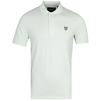 Lyle & Scott Slim Stretch Cloud Mint Polo Skjorte