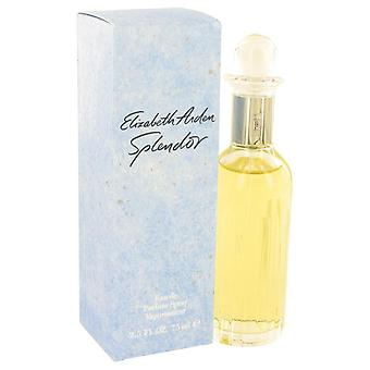 Splendor Eau De Parfum Spray By Elizabeth Arden 2.5 oz Eau De Parfum Spray