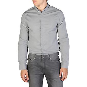 Man cotton long shirt t-shirt top ae44503