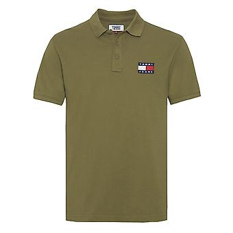 Tommy Hilfiger Polo Tommy Insignia Polo Verde