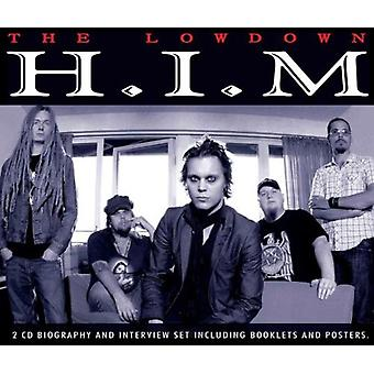 Him - Lowdown Unauthorized [CD] USA import