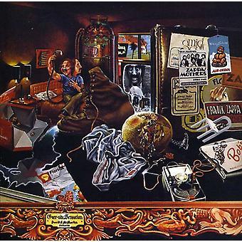 Frank Zappa - Over-Nite Sensation [CD] USA import