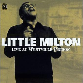 Milton pouco-Live at Westville Prison [CD] EUA importação