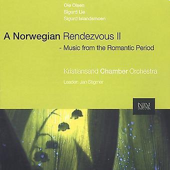 Olsen/Islandsmoen/Lie - A Norwegian Rendezvous II [CD] USA import