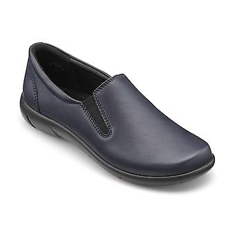 Hotter Women's Guante Wide Fit Zapato Casual