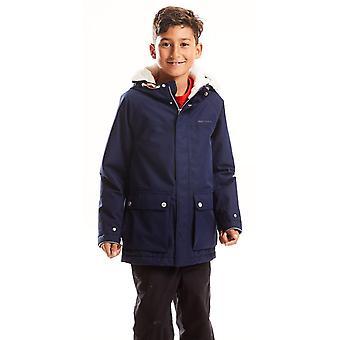Craghoppers Kids' Arlberg Insulated Waterproof Jacket Navy