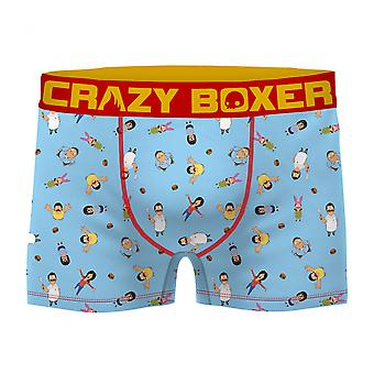 Bob's Burgers Men's Boxer Briefs Shorts