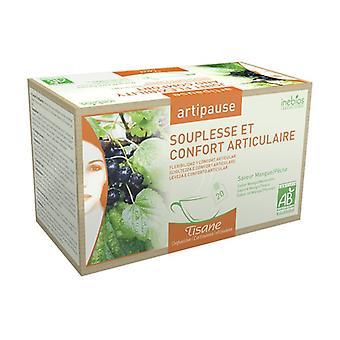 Artipause Herbal Tea 20 packets
