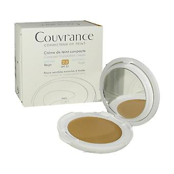 Couvrance compact cream comfort beige 10 g of powder