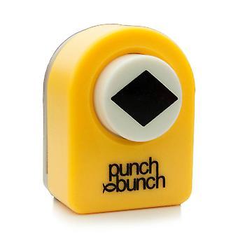 Punch Bunch Small Punch - Diamond