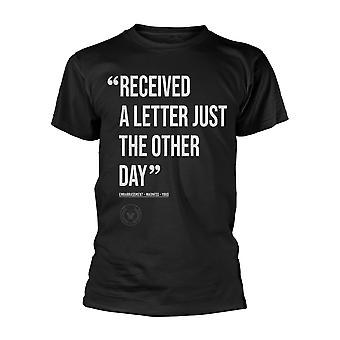 Madness Letter Official Tee T-Shirt Unisex