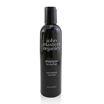 John Masters Organics Shampoo For Dry Hair With Evening Primrose - 236ml/8oz