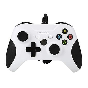 Stuff Certified® Gaming Controller for Xbox One / PC - Gamepad with Vibration White