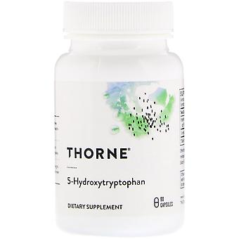 Thorne Research, 5-Hydroxytryptophane, 90 capsules