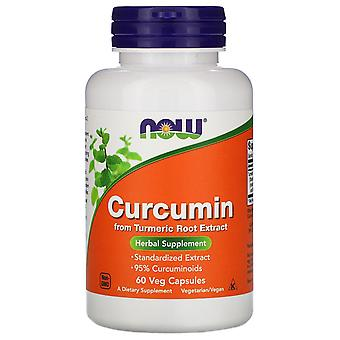 Maintenant Aliments, Curcumine, 60 Capsules veg