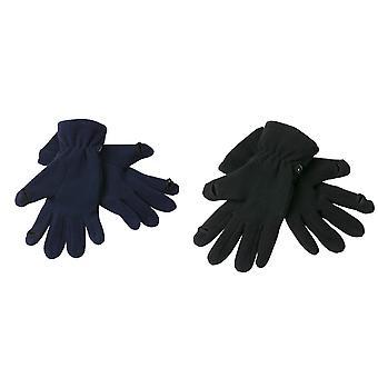 Myrtle Beach Adults Unisex Touch Screen Fleece Gloves