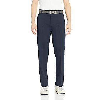 Essentials Men's Standard Classic-Fit Stretch Golf Pant, Námorníctvo, 40W x 32L