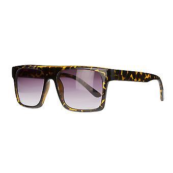 نظارات شمسية Unisex Cat.2 براون سلحفاة / الدخان (amm19108e)