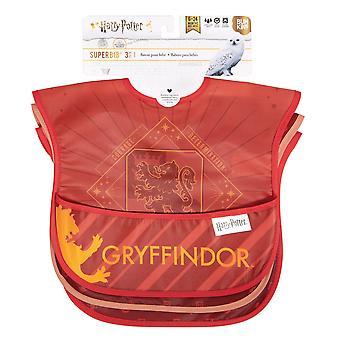 Harry Potter Assorted Superbib 3-Pack