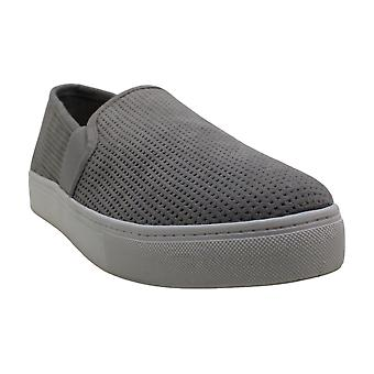 ECCO Men's Shoes 53110402053 Fabric Closed Toe Slip On Shoes