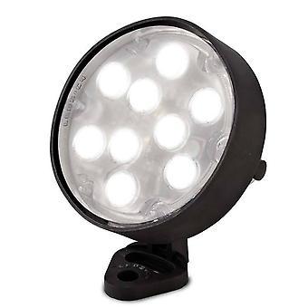 Extérieur LED Submersible Aqua Spotlight Pc Noir 1467lm 4000K IP68 (1m)
