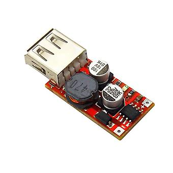 9v/12v/24v To 5v Dc-dc Step Down Car Charging Charger 3a Output Usb Module - Pcb Board