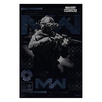 Call of Duty Modern Warfare, Maxi Poster - Elite