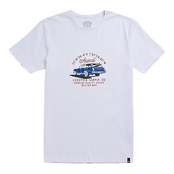 Animal Woody T-Shirt - White