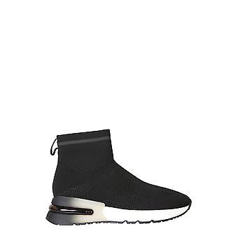 Ash Kyle01 Women's Black Polyurethane Hi Top Sneakers