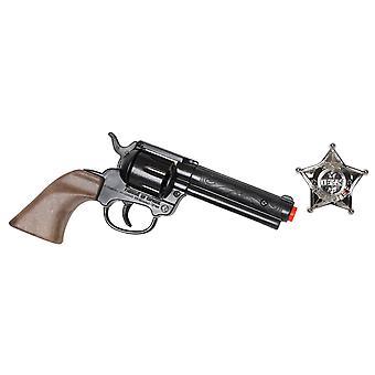 CAP GUN - 204/0 - Gonher Old-West Set 8 Shots