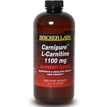 Bricker Labs Carnipure L-karnitiini, 16 OZ