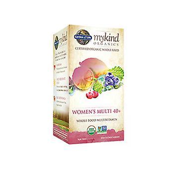 Have of Life mykind Organics Womens 40 Plus Multi, 120 Tabs
