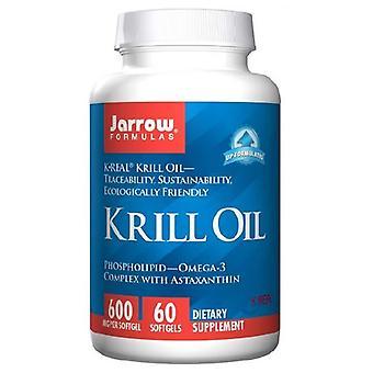 Jarrow Formulas Krill Oil, 60 Softgels