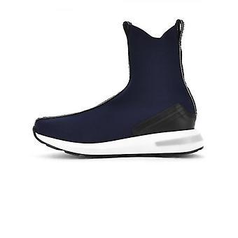 DSQUARED2 Kids Navy Sock Sneaker