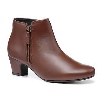 Hotter Women's Delight II Zip Fastening Ankle Boots