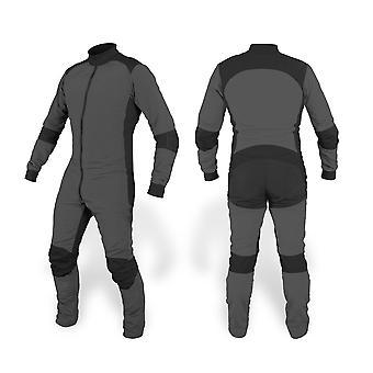 Freefly skydiving suit dark grey se-03